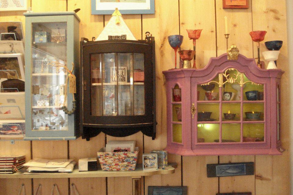 vitrinekastjes atelier