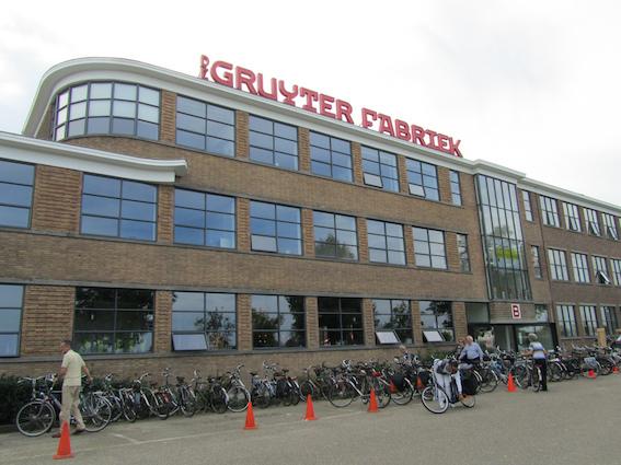 De Gruyterfabriek 's-Hertogenbosch